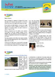 CCTVV Lettre d'information n°2