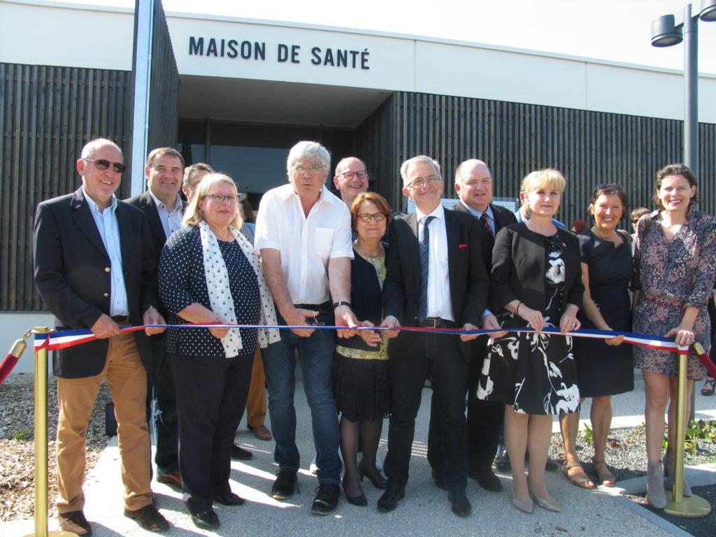 La Maison de Santé Pluridisciplinaire de Sainte-Maure-de-Touraine
